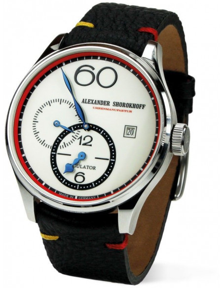 Alexander Shorokhoff AS.R01-2R Regulator mechanical watch Alexander Shorokhoff - 1