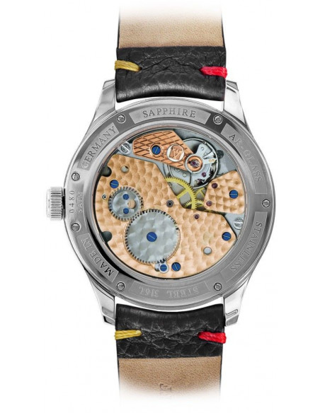 Alexander Shorokhoff AS.R01-2R Regulator mechanical watch Alexander Shorokhoff - 2