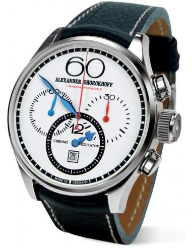Zegarek mechaniczny Alexander Shorokhoff AS.CR01-2 Chrono Regulator 1887.08625 - 1