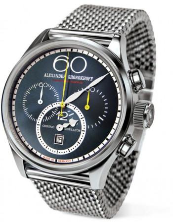 Alexander Shorokhoff AS.CR01-3M Chrono Regulator mechanical watch Alexander Shorokhoff - 1