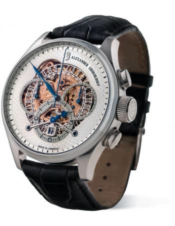 Alexander Shorokhoff AS.CR02-1 Chrono Regulator mechanical watch Alexander Shorokhoff - 2