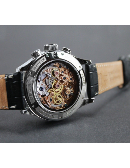 Alexander Shorokhoff AS.CR02-1 Chrono Regulator mechanical watch Alexander Shorokhoff - 3