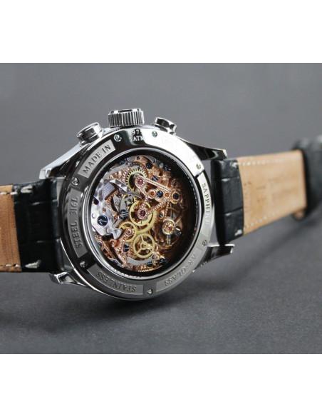 Alexander Shorokhoff AS.CR02-3 Chrono Regulator mechanical watch 5980.765417 - 2