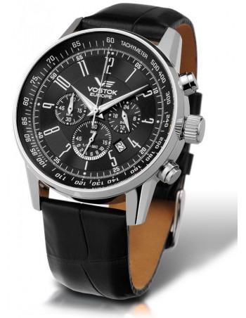 Men's Vostok Europe OS22/5611131 Gaz-14 Limousine watch