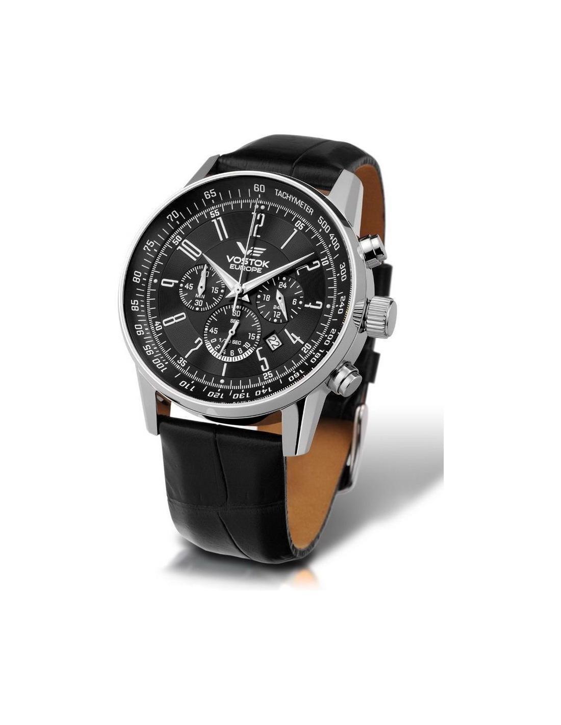 45701379647 Panske hodinky Vostok Europe OS22 5611131 Gaz-14 Limousine