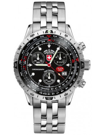 CX Swiss Military Airforce I 1736 watch