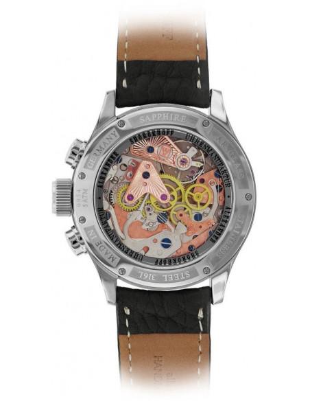 Alexander Shorokhoff AS.NPT01-3 manual winding chronograph watch Alexander Shorokhoff - 2