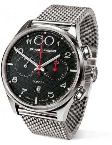 Alexander Shorokhoff AS.N.PT01-4M manual winding chronograph watch 2031.862708 - 1