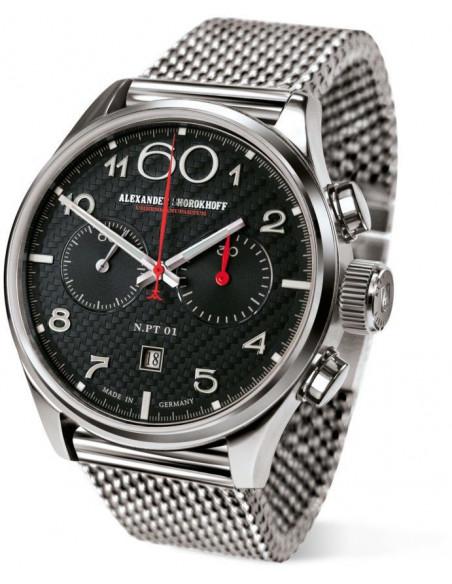 Alexander Shorokhoff AS.N.PT01-4M manual winding chronograph watch Alexander Shorokhoff - 1