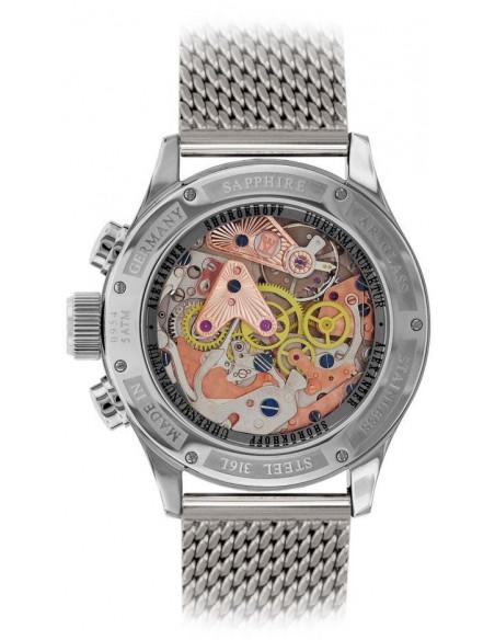 Alexander Shorokhoff AS.N.PT01-4M manual winding chronograph watch Alexander Shorokhoff - 2