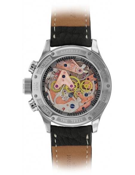 Alexander Shorokhoff AS.C01-1 manual winding chronograph watch Alexander Shorokhoff - 2
