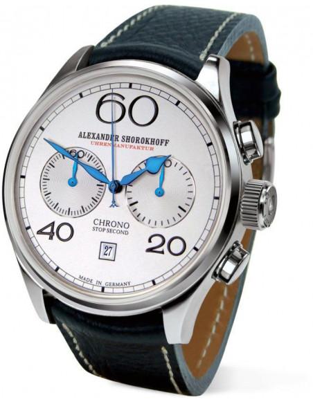 Alexander Shorokhoff AS.C01-1 manual winding chronograph watch Alexander Shorokhoff - 1