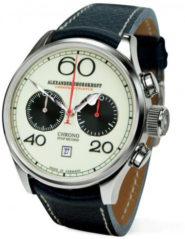 Zegarek chronograficzny Alexander Shorokhoff AS.C01-2 1687.394583 - 1