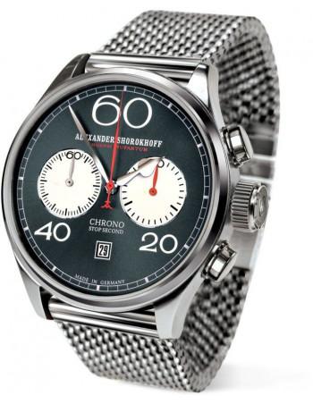 Alexander Shorokhoff AS.C01-3M manual winding chronograph watch Alexander Shorokhoff - 1