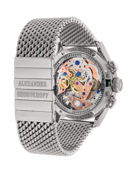 Alexander Shorokhoff AS.LCD01-4M manual winding lady chronograph watch Alexander Shorokhoff - 2
