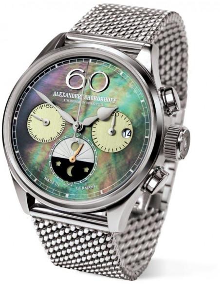Alexander Shorokhoff AS.LCD01-4M manual winding lady chronograph watch Alexander Shorokhoff - 1