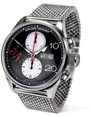 Zegarek automatyczny z chronografem Alexander Shorokhoff AS.CA01-4M 2720.798958 - 1