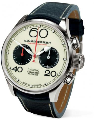 Zegarek automatyczny z chronografem Alexander Shorokhoff AS.CA05-2 2586.007083 - 1