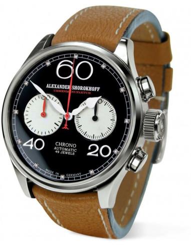 Zegarek automatyczny z chronografem Alexander Shorokhoff AS.CA05-4 2586.007083 - 1