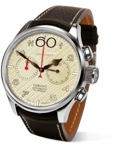 Hodinky Alexander Shorokhoff AS.N.PT05-2 automatic chronograph 2590.999375 - 1