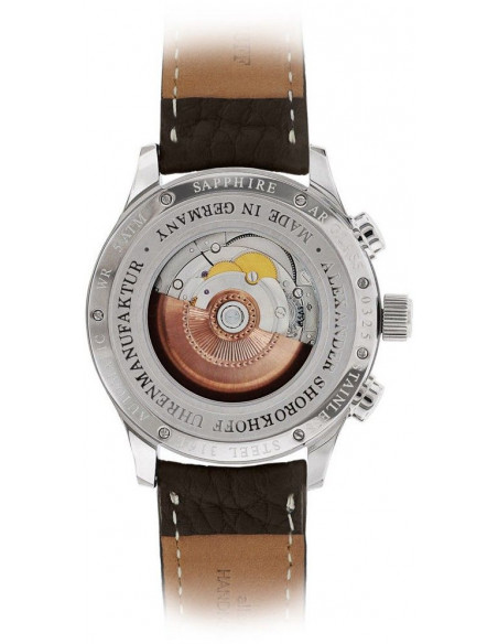 Alexander Shorokhoff AS.N.PT05-3 automatic chronograph watch Alexander Shorokhoff - 2