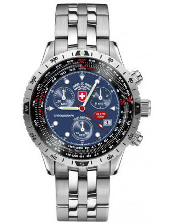 CX Swiss Military Airforce I 1737 watch
