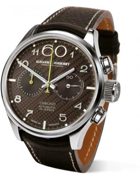 Alexander Shorokhoff AS.N.PT05-3 automatic chronograph watch Alexander Shorokhoff - 1
