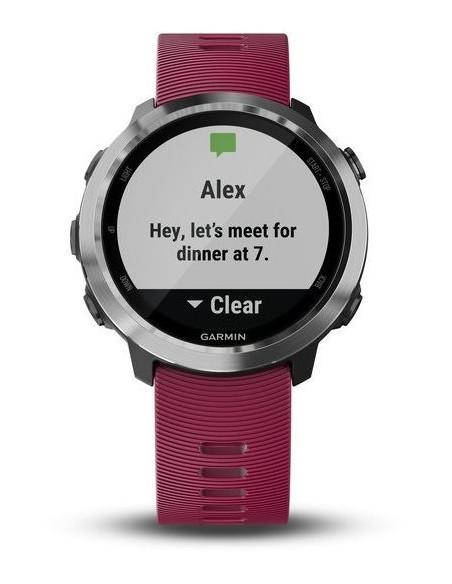 Garmin Forerunner 645 cerise 010-01863-31 smartwatch Garmin - 8