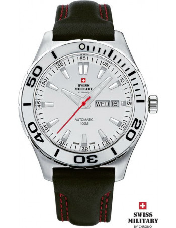 Men's Swiss Military by CHRONO 20090 ST-2L Automatic Watch