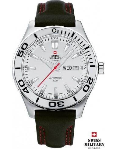 Ceasuri militare elvețiene pentru bărbați by CHRONO 20090 ST-2L ceas automat