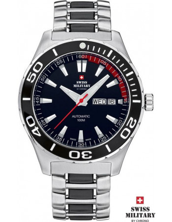 Men's Swiss Military by CHRONO 20090 ST-1M Automatic Watch