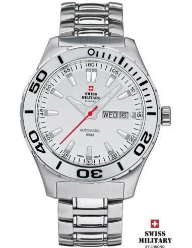 Men's Swiss Military by CHRONO 20090 ST-2M Automatic Watch