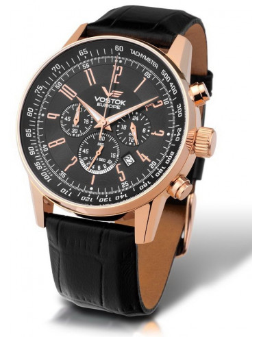 Men's Vostok Europe OS22/5619133 Gaz-14 Limousine watch