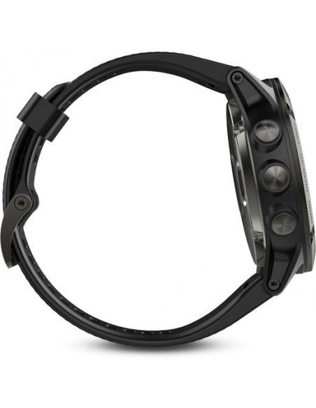 Garmin Fēnix® 5X Sapphire black with Black Band 010-01733-01 smartwatch Garmin - 5