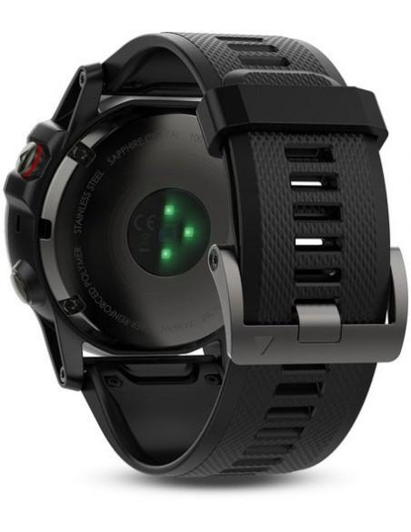 Garmin Fēnix® 5X Sapphire black with Black Band 010-01733-01 smartwatch Garmin - 6