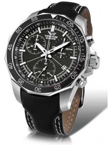 Ceas pentru bărbați Vostok Europe 6S30 / 2255177 Rocket N1 Chrono