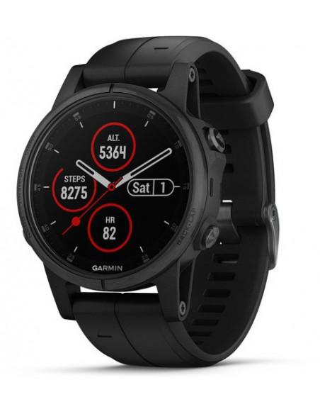 Garmin Fēnix® 5S Plus Sapphire Black 010-01987-03 smartwatch Garmin - 1