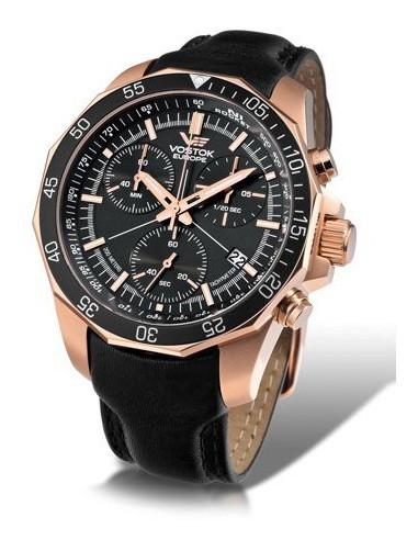 Vostok Europe 6S30/2255179 Rocket N1 Chrono watch 333.48109 - 1