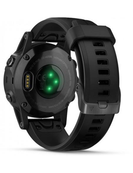 Garmin Fēnix® 5S Plus Sapphire Black 010-01987-03 smartwatch Garmin - 7