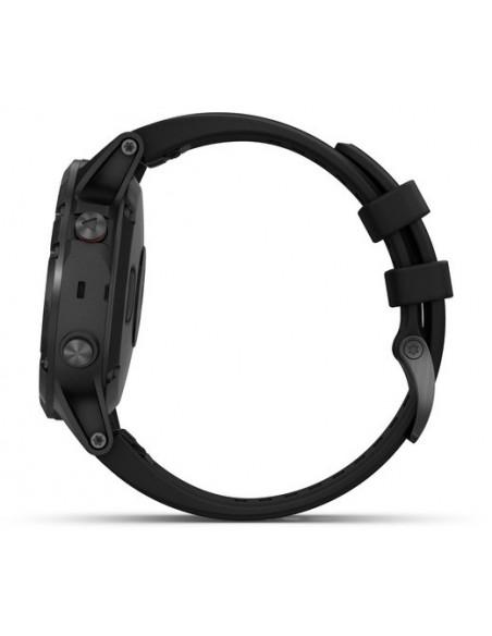 Garmin Fēnix® 5S Plus Black with Black Band 010-01988-01 smartwatch Garmin - 4