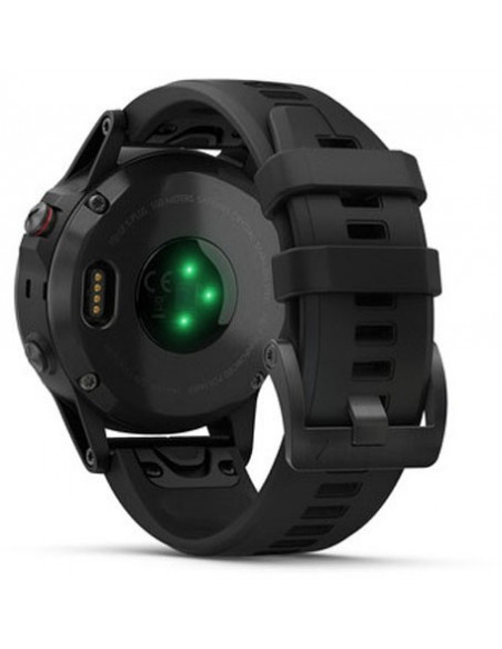 Garmin Fēnix® 5S Plus Black with Black Band 010-01988-01 smartwatch Garmin - 8