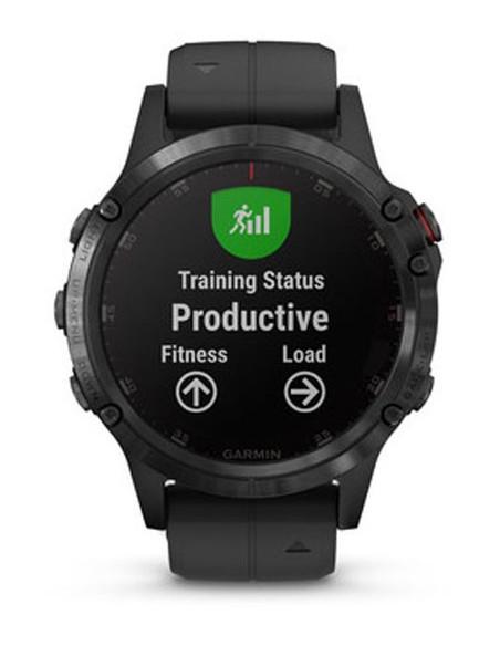 Garmin Fēnix® 5S Plus Black with Black Band 010-01988-01 smartwatch Garmin - 9
