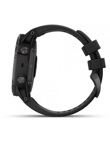 Garmin Fēnix® 5X Plus Sapphire black with Black Band 010-01989-01 smartwatch Garmin - 6