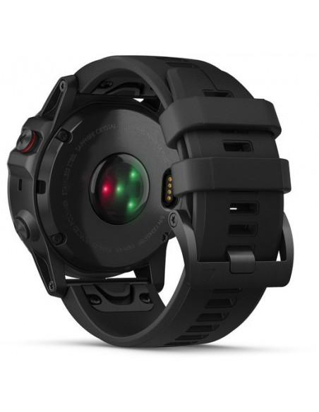 Garmin Fēnix® 5X Plus Sapphire black with Black Band 010-01989-01 smartwatch Garmin - 4