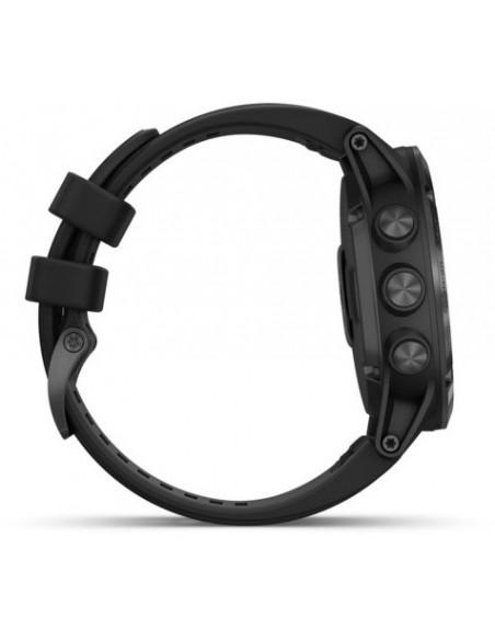 Garmin Fēnix® 5X Plus Sapphire black with Black Band 010-01989-01 smartwatch Garmin - 7