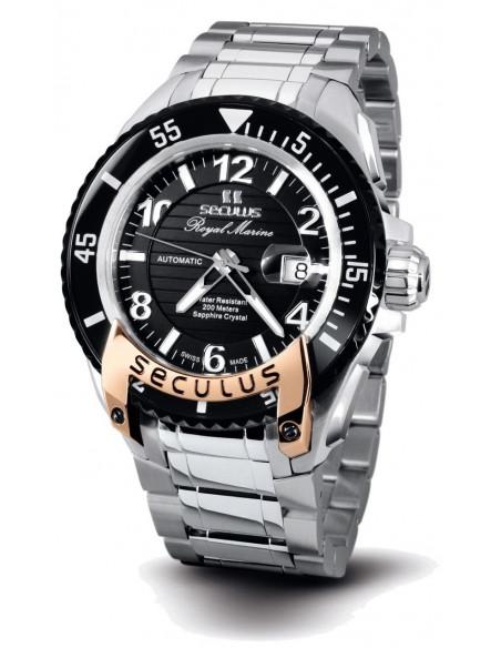 Men's SECULUS 3441.7.2824 M SSR B Royal Marine Limited Edition watch