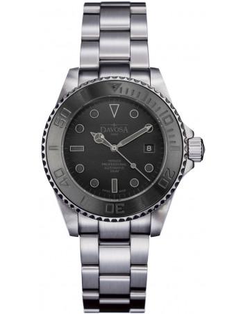 Davosa 161.583.55 Ternos Pro Black Suit Limited Edition Uhr Davosa - 1