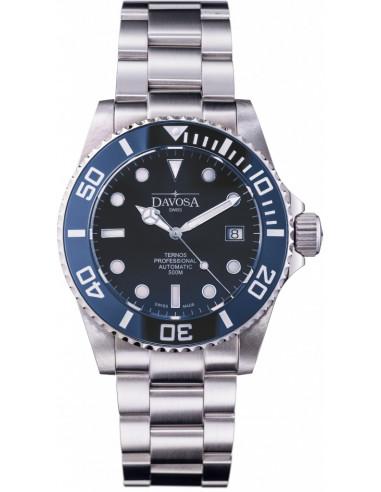 Davosa 161.559.40 Automatyczny zegarek Ternos Professional 796.76975 - 1