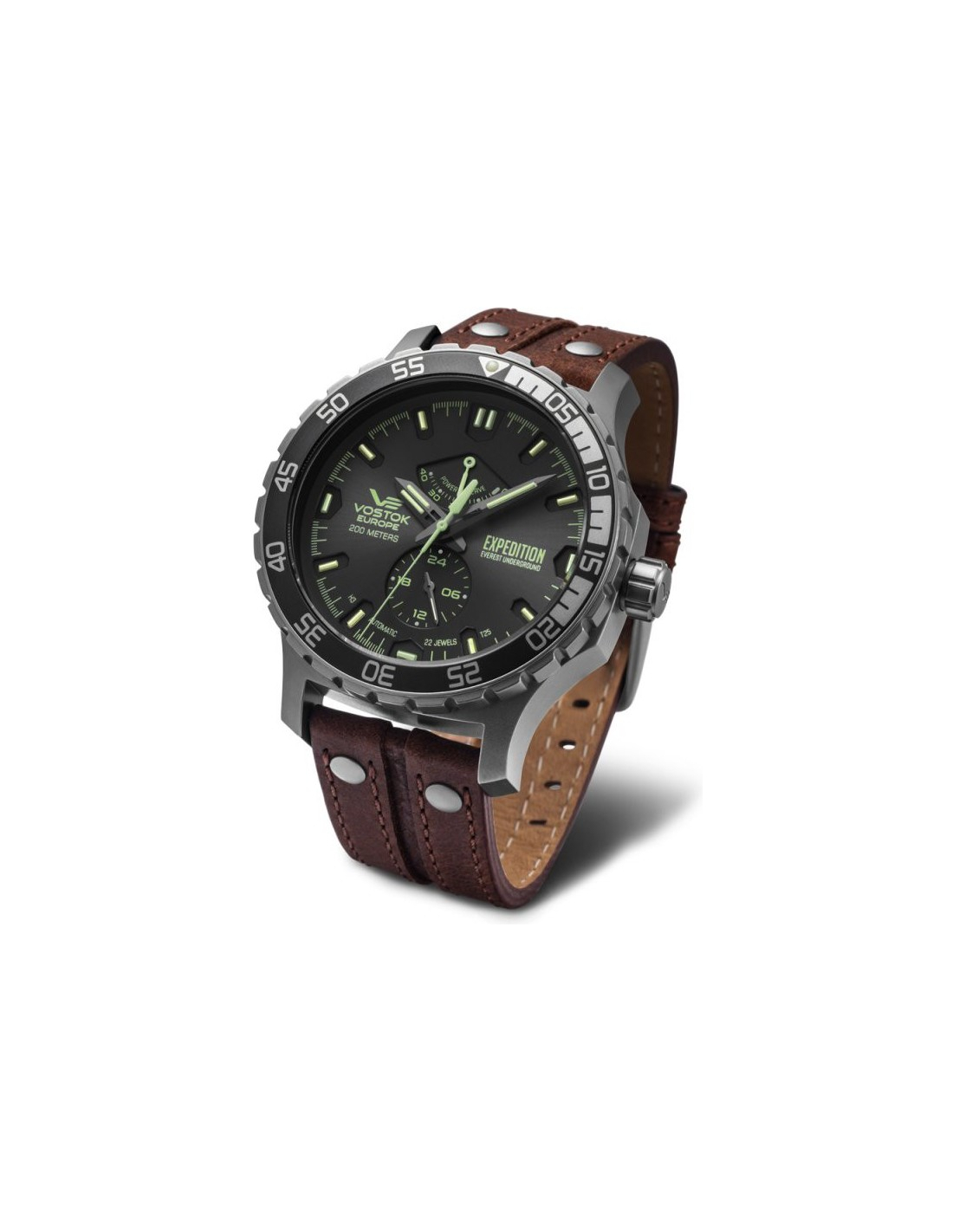 20ff34155 Hodinky Vostok Europe Expedition Everest Underground YN84-597A543 Vostok  Europe - 1