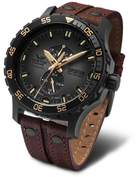 Vostok Europe Expedition Everest Underground YN84-597D541 watch Vostok Europe - 1
